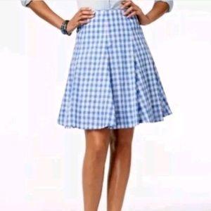 American Living Plaid Skirt